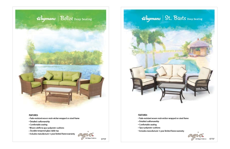 GM patio Furniture